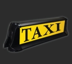 Taxi Sign Roof